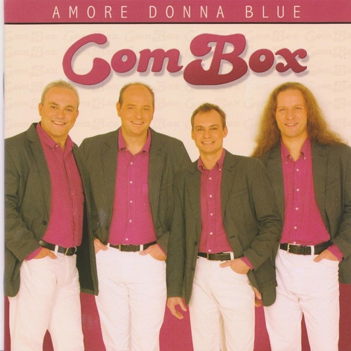 Amore Donna Blue - ComBox cover art