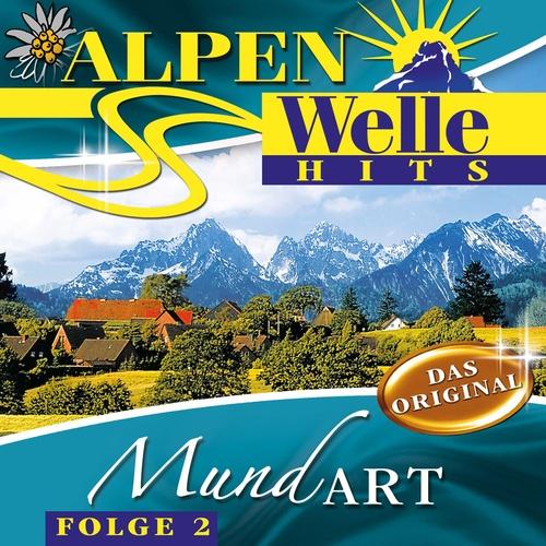 Mundart Folge 2 - Alpen-Welle Hits cover art