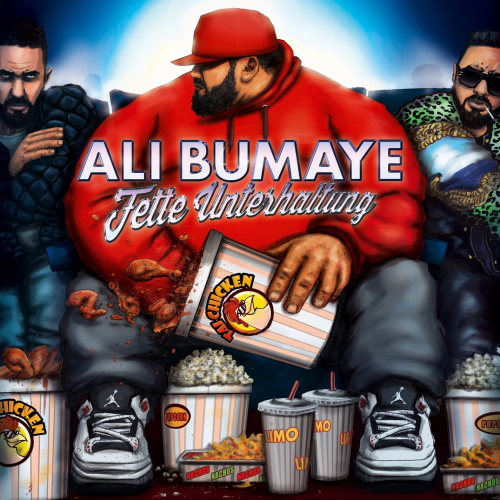 Fette Unterhaltung - Ali Bumaye cover art