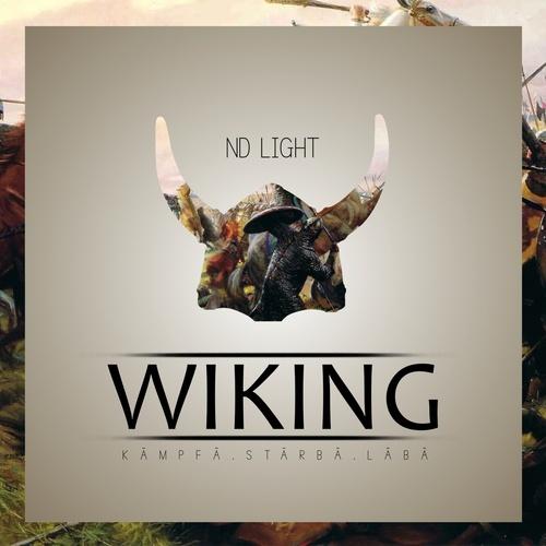 Wiking - ND Light cover art