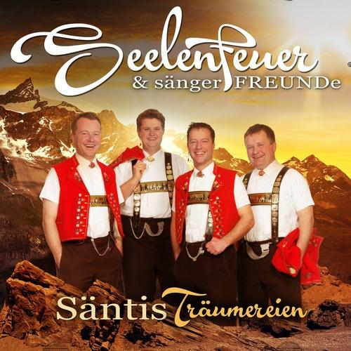 Säntis Träumereien - Seelenfeuer [feat. SängerFREUNDe] cover art