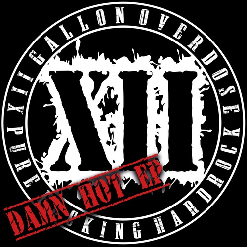 Damn Hot Ep - XII Gallon Overdose cover art